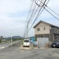 柳井市新庄にて